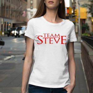 Team Steve Stranger Things Shirt 1