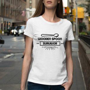 Dutch Wooden Spoon Survivor shirt 1