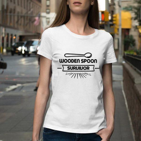 Dutch Wooden Spoon Survivor shirt