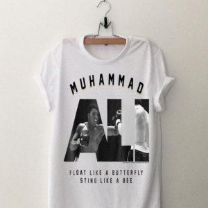 Muhammad Ali Float Like A Butterfly Sting Like A Bee shirt
