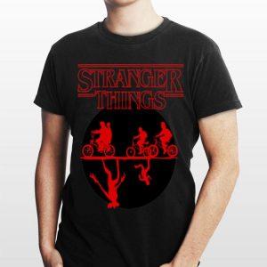Season 3 Bike Rides Stranger Things shirt