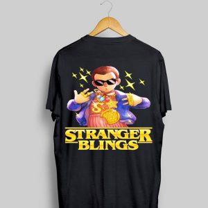 Stranger Blings Stranger Things Rich Eleven shirt