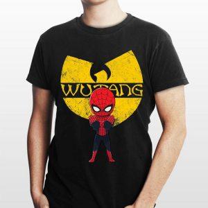 Wu Tang Clan Spiderman shirt
