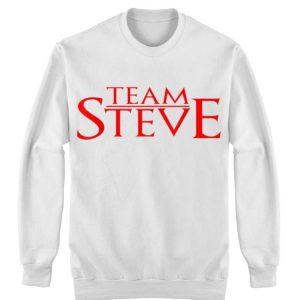 Team Steve Stranger Things Shirt 2