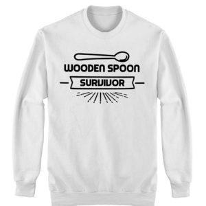 Dutch Wooden Spoon Survivor shirt 2