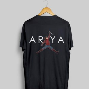 Arya Stark Jumpman Game Of Thrones shirt