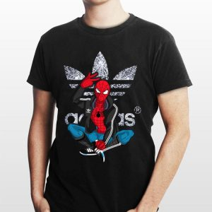 Adidas Marvel Spiderman shirt