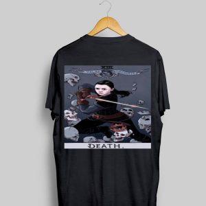 Arya Stark Death Game Of Thrones shirt