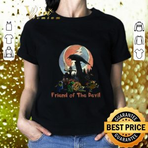 Awesome Grateful Dead Friends of The Devil shirt
