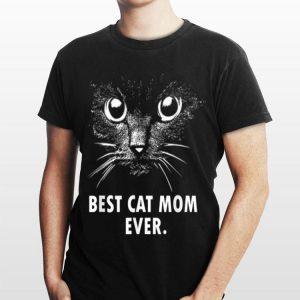 Best Cat Mom Ever shirt