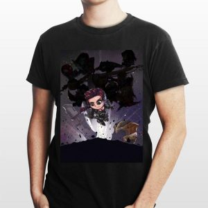 Black Widow Chibi Avengers Endgame shirt