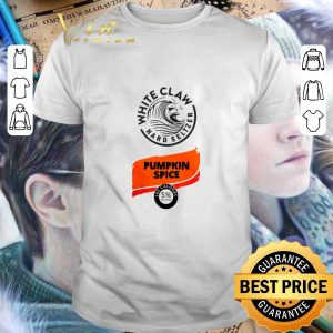 Cheap White Claw Hard Seltzer Pumpkin Spice shirt