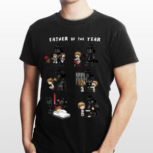 Father Of The Year Star Wars Darth Vader shirt