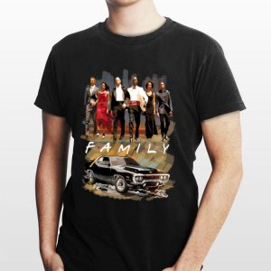 Friends TV Show Fast and Furious shirt