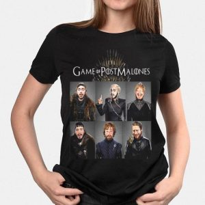 Game Of Post Malones Game Of Thrones shirt