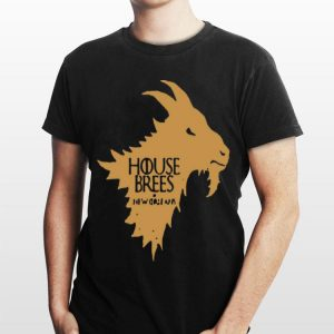 Game Of Thrones House Stark House Brees shirt