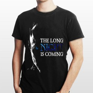 Game Of Thrones Night King The Long Night Is Coming shirt