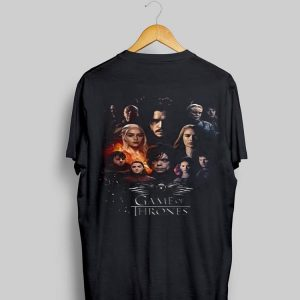 Game Of Thrones Poster Movie Winter Is Coming shirt