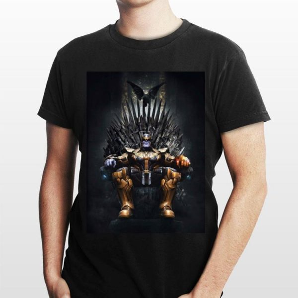 Game Of Thrones Thanos King shirt