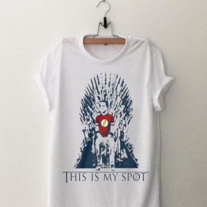 Game Of Thrones The Big Bang Theory Sheldon This Is My Spot shirt