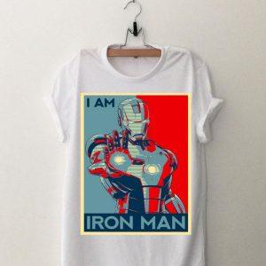 I Am Iron Man Avenger Endgame Vintage shirt