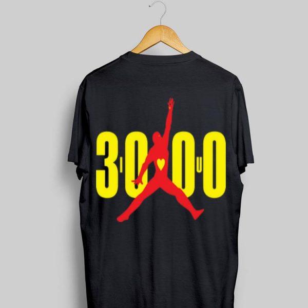 Iron Man Air Jordan Game Of Thrones I Love You 3000 shirt
