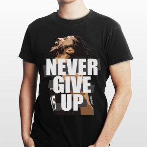 Maglia Dunkest Never Give Up shirt