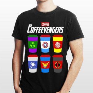 Marvel Avengers Endgame Coffeevengers shirt