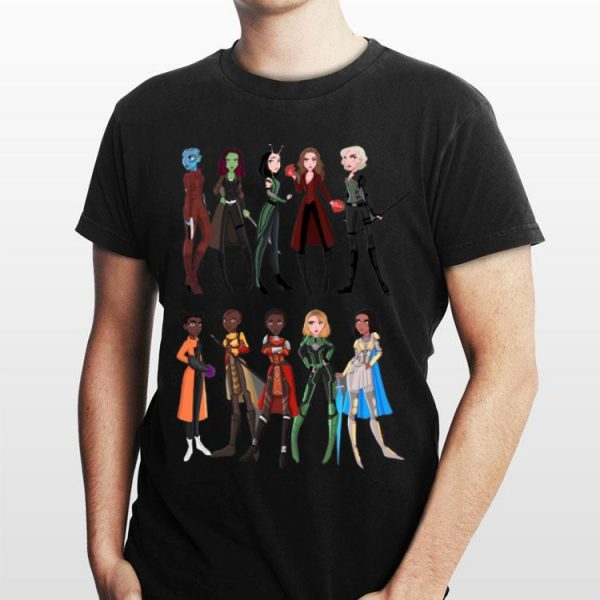 Marvel Super Heroes Woman shirt