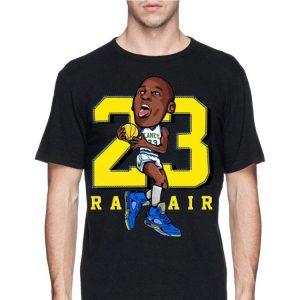 Michael Jordan 5 Laney Royal shirt