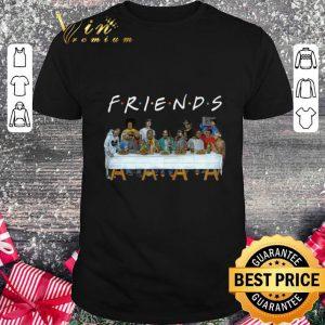 Official Friends American Legend rappers shirt