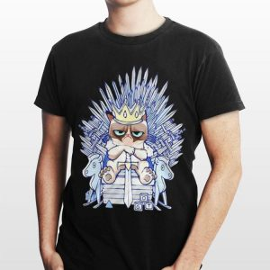 Pug King Game Of Thrones shirt