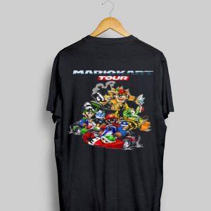 Super Mario Kart Tour shirt