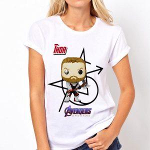 Thor Chibi Marvel Avengers Endgame shirt