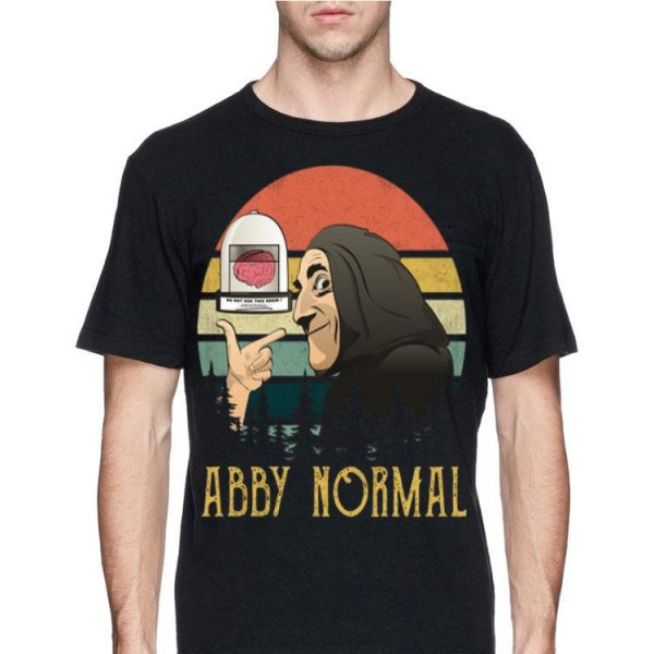 Vintage Abby Normal shirt