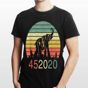 Vintage Trump elephant 452020 shirt