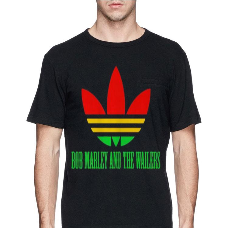 Adidas Bob Marley and The Wailers shirt, hoodie, sweater