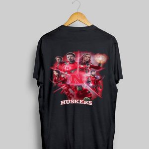 Avengers Endgame Character New Secondary Husker shirt