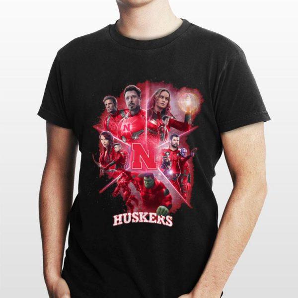 Avengers Endgame Character New Secondary Husker shirt