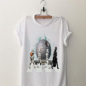 Darth Vader And Stormtroopers Abbey Road shirt