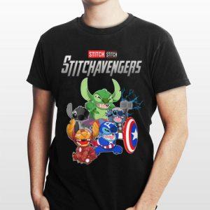 Endgame Marvel Stitch Stitchavengers Avengers shirt