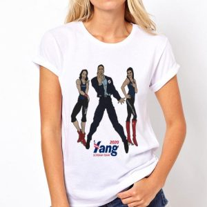 Endorse Andrew Yang Scream Team 2020 shirt