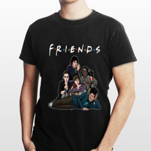 Friends Stranger Thing Character sweater