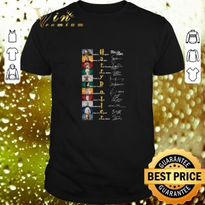 Hot Harry Potter characters Rubeus Hagrid Hermione Granger Ron Weasley shirt
