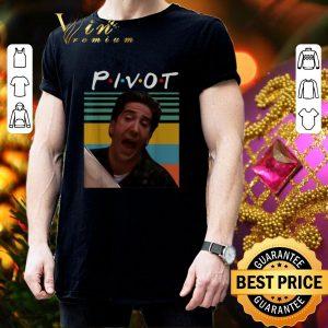 Hot Ross Geller pivot Friends Vintage shirt 2
