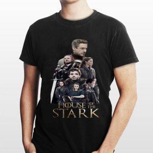 House of the Stark Tony Stark Arya Stark Robb Stark Sansa Stark Ned Stark shirt