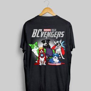 Marvel Avengers Endgame Border Collie BCvengersvengers shirt