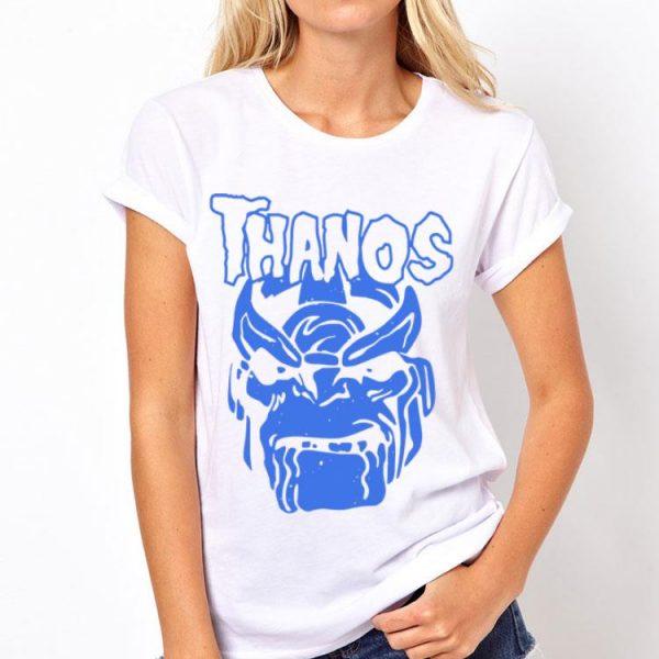 Marvel Avengers Endgame Face Thanos shirt