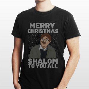 Merry Christmas Shalom To You All shirt