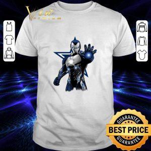Original Iron Man Dallas Cowboys shirt